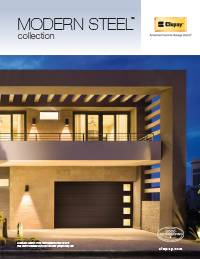 Clopay Modern Steel Brochure