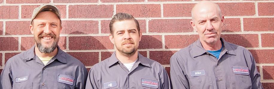 American Garage Door team