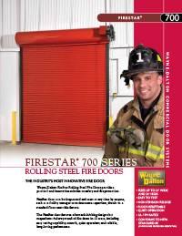 Wayne Dalton Firestar 700 Brochure