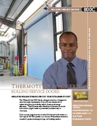 Wayne Dalton Thermotite 800 Brochure
